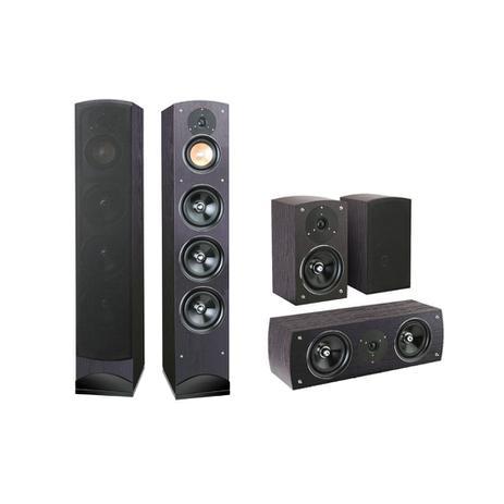 Imagem de Kit Home Theater 5.0 Caixas Acústicas - Mod. Proxima - Pure Acoustics