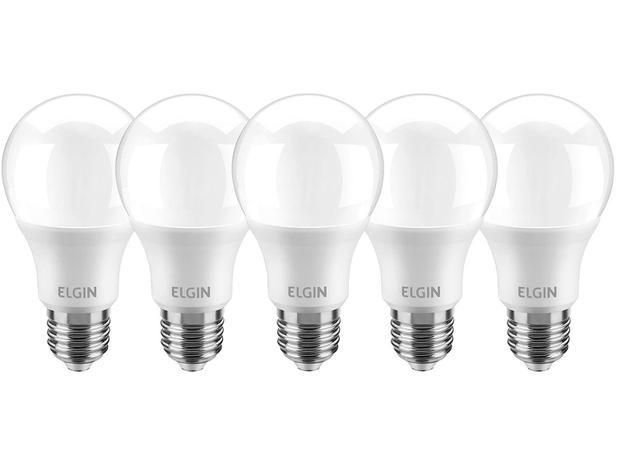 Imagem de Kit Lâmpadas LED 5 Unidades 6W 6500K Branco Frio