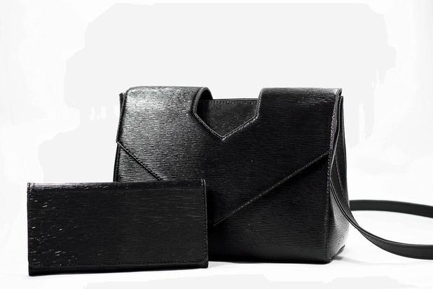 1f719ba0f Kit luma ventura bolsa malta + carteira lavínia preto black ...
