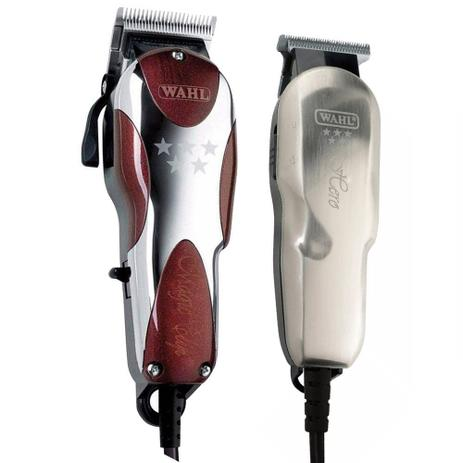 2570d05c2 Kit Maquina de Corte Wahl Magic Clip + Hero 220V - Wahl clipper ...