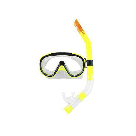 748088e03 Kit Mergulho Albatroz Máscara e Snorkel Play - Equipamento de ...