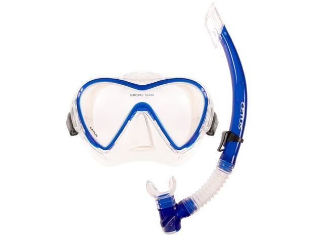 761b53d6389 Kit mergulho máscara+snorkel cetus riviera - Equipamento de Mergulho ...
