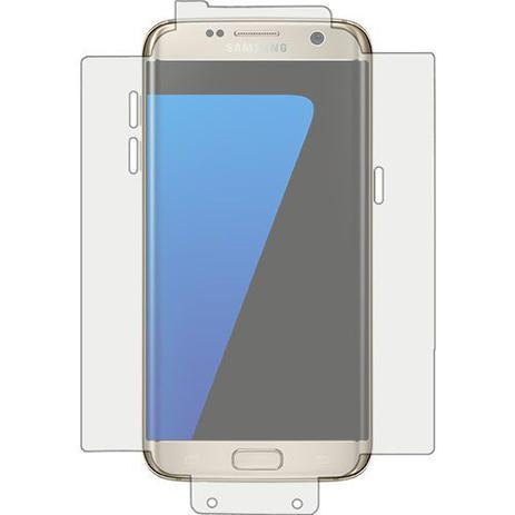 Imagem de Kit Película Blindada Samsung Galaxy S7 Edge + Capa S7 Edge