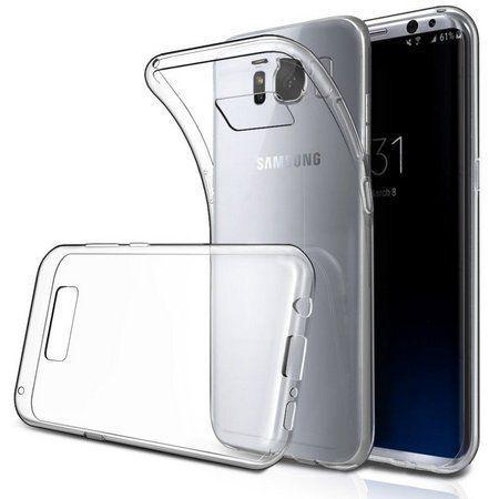 d8ce9c1f4d Imagem de Kit Película de vidro e capinha TPU de silicone para Samsung S8  Plus
