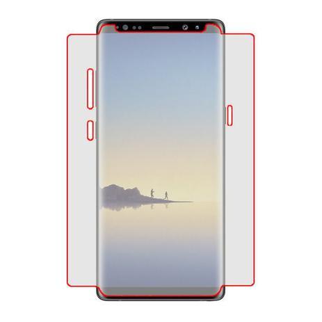 Imagem de Kit Película Samsung Galaxy Note 8 Blindada + Capa Note 8