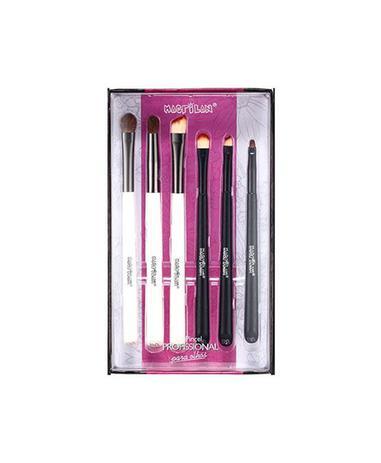 Imagem de Kit Pincel para Maquiagem Macrilan WB300