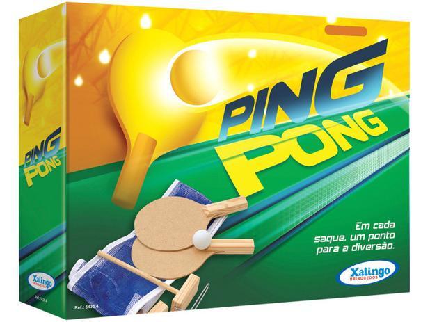 Imagem de Kit Ping Pong 4 peças