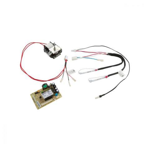 Imagem de Kit Placa Controle Sensor Electrolux DF4750  220V