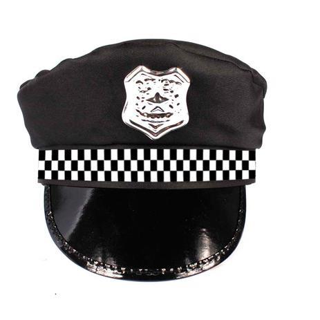 Kit Policial Quepe Algema E Broche - Aluá festas - Artigos para ... 7ee31558b07