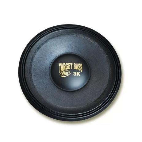 Imagem de Kit Reparo Original Eros 15 Polegadas E-15 Target Bass 3.0k Novo 4 Ohms