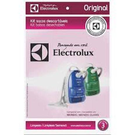 Original Electrolux Bolsa De Papel-Pack De 5 E6n