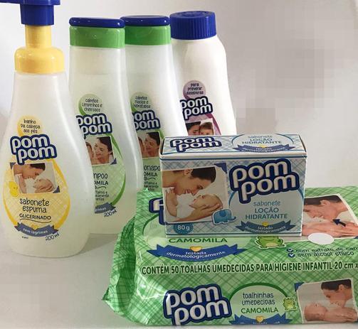 Imagem de Kit shampoo, condicionador, talco, 1 sabonete em barra e 1 espuma, lenço/ toalha umedecida