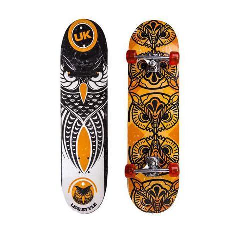 Imagem de Kit Skate Masculino com Acessórios - Unik Toys