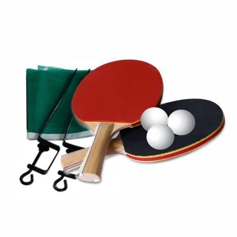 eba1cdbc2 kit tênis de mesa para 2 jogadores Raquetes