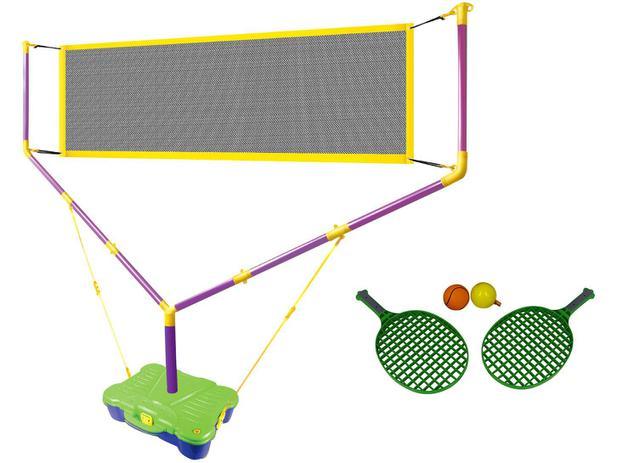 Kit Tênis Portátil 4 Peças - Bel Brink - Playground Completo ... b8166be96f9d0