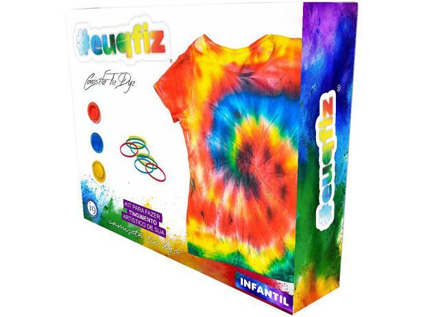 Imagem de Kit Tie Dye 3 Cores euquefiz Tie Dye