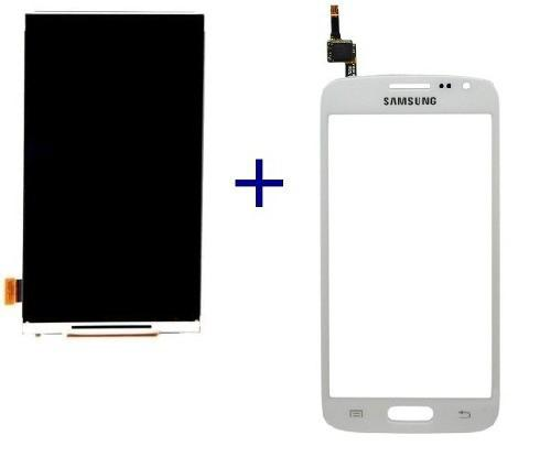 Imagem de Kit Touch + Display Lcd Galaxy S3 Slim Duos G3812 Branco