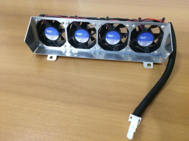 Imagem de Kit ventilador para controlador de empilhadeira 2315009