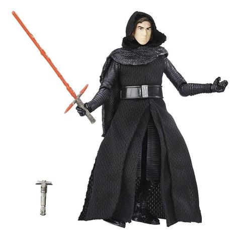 Imagem de Kylo Ren Black Series Star Wars Disney - Hasbro B6331