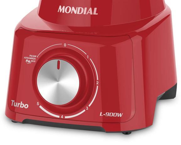 Imagem de L-900 FR - Liquidificador Turbo 900W