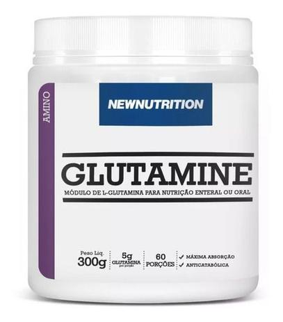 Imagem de L-glutamina - 300g - New Nutrition