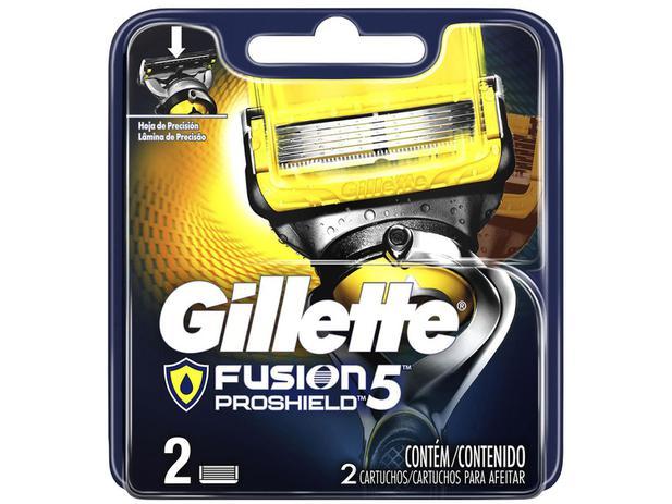 Imagem de Lâmina de Barbear Gillette Fusion
