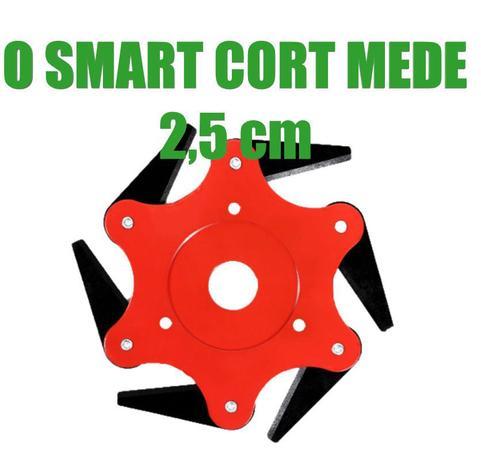 Imagem de Lamina Smart-Cort para Roçadeira furo central de 2,5 cm