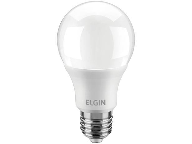 Imagem de Lâmpada de LED Elgin Branca E27 9W