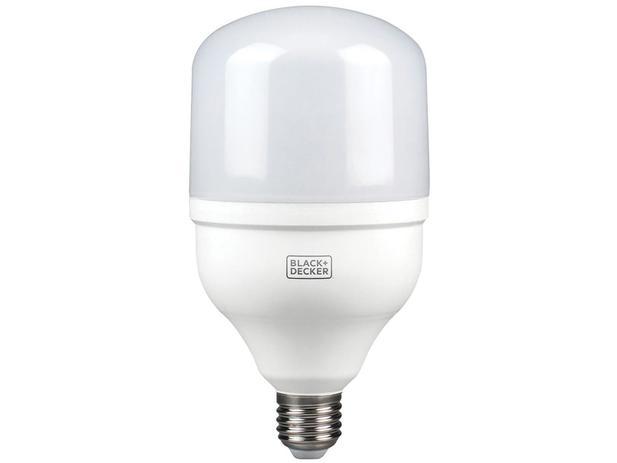 Imagem de Lâmpada LED 25W 6500K Branca Black + Decker