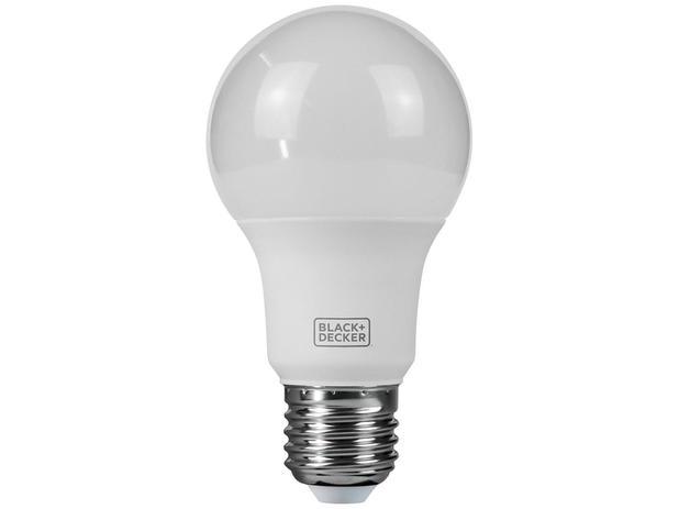 Imagem de Lâmpada LED 6W 6500K Branca Black + Decker