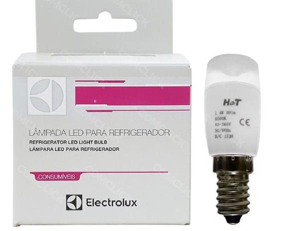 Imagem de Lâmpada Led E14 1,4W Geladeira Electrolux 64502723A