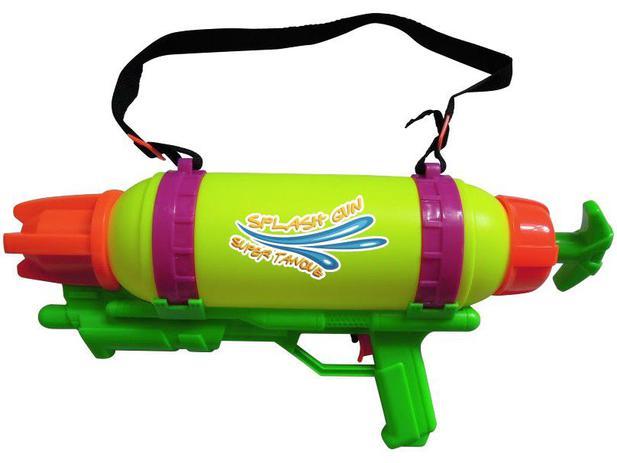 3396d16890 Lançador de Água Splash Gun Super Tanque - Bel Fix - Lançadores de ...