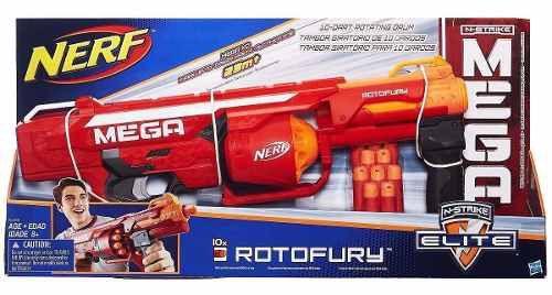 Imagem de Lançador Nerf Rotofury B1269 - Hasbro