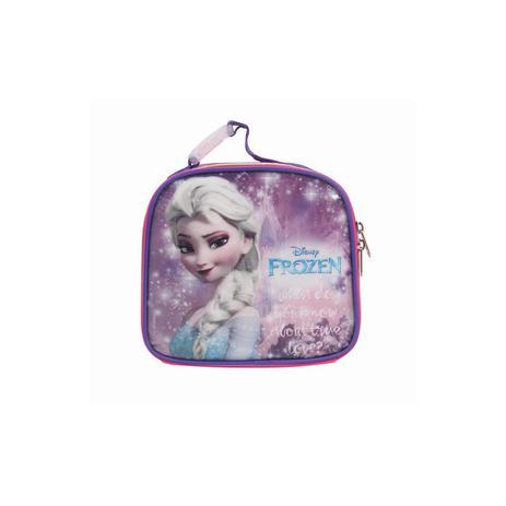 a32b7a83c Lancheira Soft Premium Elsa Frozen - Dermiwil - Lancheiras ...