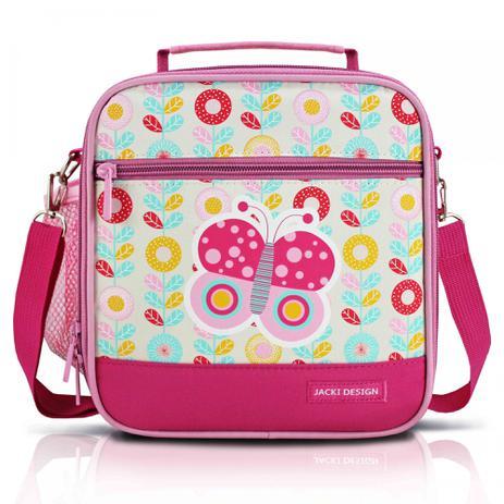 72453da13 Lancheira Térmica Infantil Feminina - Jacki Design - Mochilas e ...
