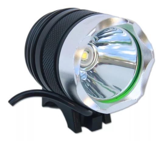 Imagem de Lanterna Farol Bike Ws-112 Jws Led Cree Recarregável T6