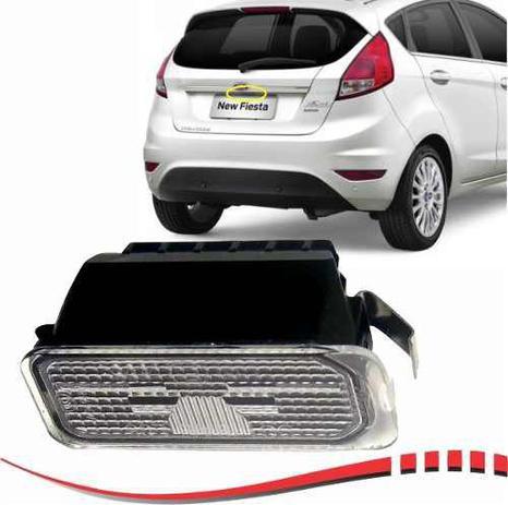 Imagem de Lanterna Placa Ford Novo Ka Fiesta Ecosport Focus Ranger