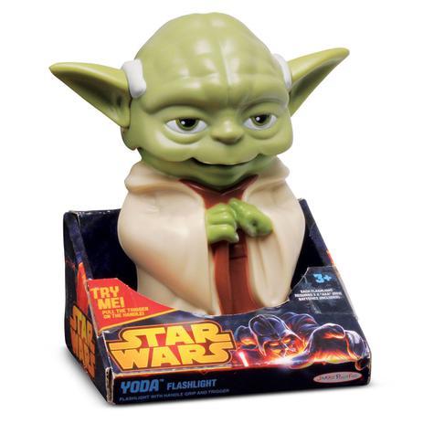 3c404b4a66c65a Lanterna Star Wars - Yoda
