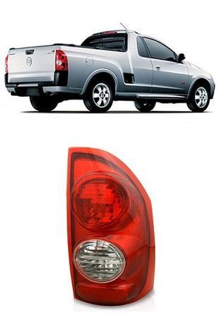 Imagem de Lanterna Traseira Chevrolet Montana 2004 2005 2006 2007 2008 2009