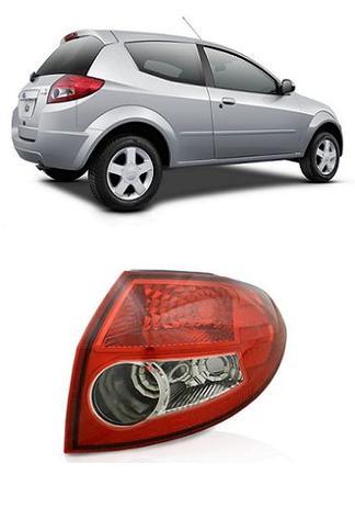 Lanterna Traseira Ford Ka 2008 2009 2010 2011 Lanterna Traseira