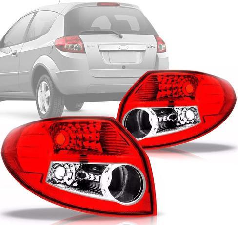 Lanterna Traseira Ford Ka 2009 2010 2011 2012 2013 09 10 11