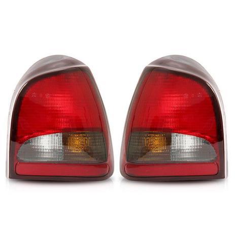 Lanterna Traseira Gol G2 Bola 95 96 97 98 99 Tricolor - Cabeça car ... d80ef95896672