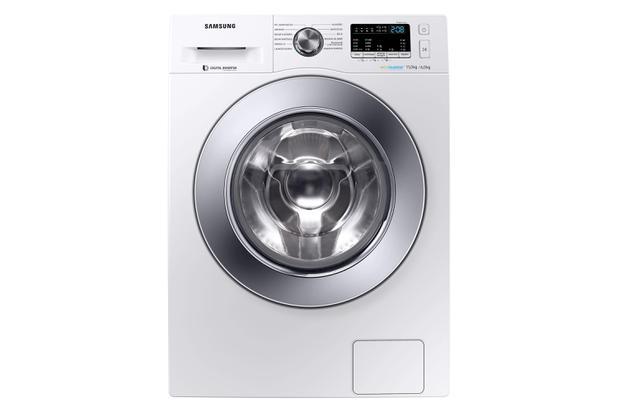Imagem de Lava e Seca Samsung 11kg Branca WD4000 12 Programas de Lavagem