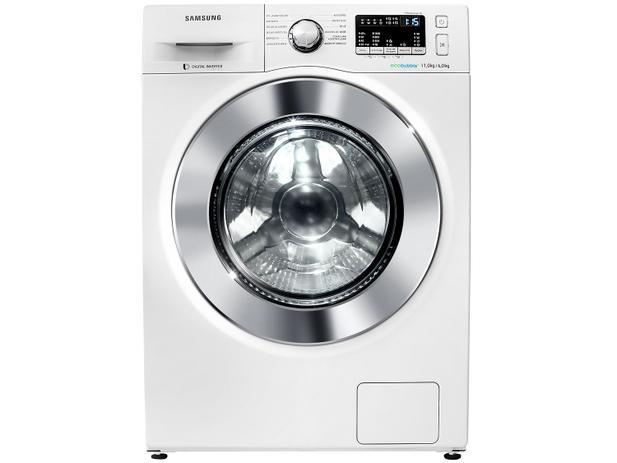Lava e Seca Samsung 11kg Branca WD4000 - WD11M44530WFAZ 12 Programas de Lavagem - 220V