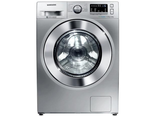 2cab2ceff0 Lava e Seca Samsung 11Kg Prata WD4000 - WD11M44530S AZ 12 Programas de  Lavagem