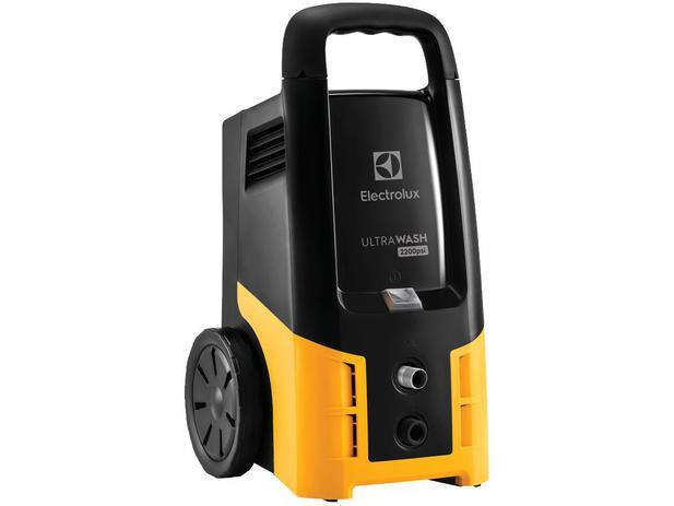 Lavadora de Alta Pressão Electrolux Ultra Wash - 2200 Libras Mangueira 4m  Jato Regulável 23fdbc0c61bf2