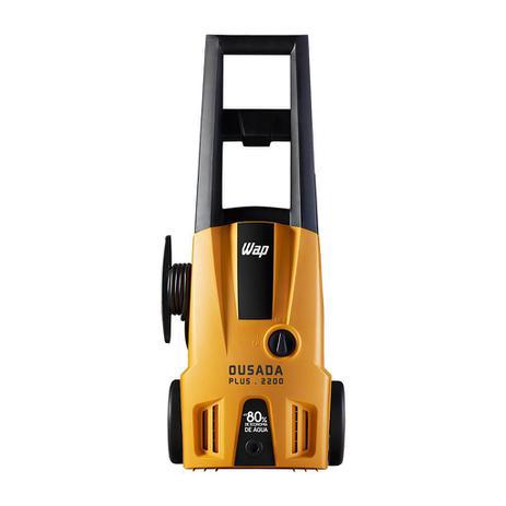 Lavadora de Alta Pressão Wap Ousada Plus 2200 1750 PSI 127 Volts - Lavadora  de Alta Pressão - Magazine Luiza