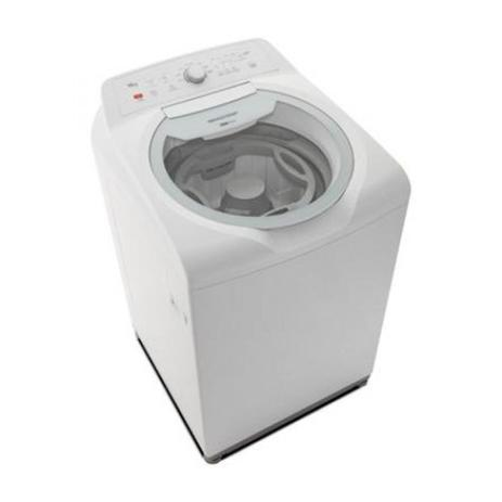 Imagem de Lavadora de Roupas Double Wash Branca 15Kg Brastemp 220V
