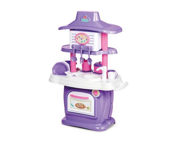 f77402a04c Le Grand Chef Calesita - Cozinha Infantil - Pia com Água e Som ...