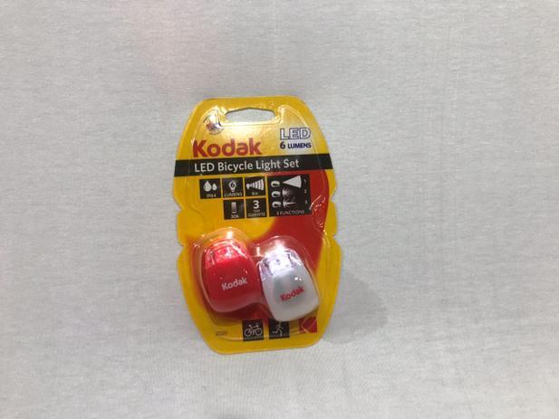 Imagem de LED Bicycle Light Set Kodak